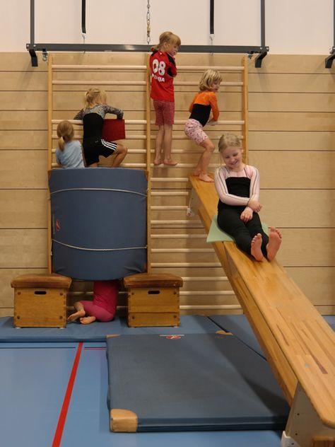 Bildergebnis für kinderturnen bewegungslandschaften ...