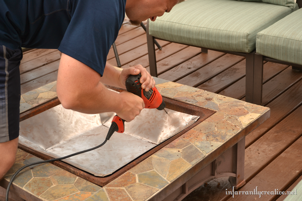 How to Restore a Fire Pit Ash Pan | fire pits | Fire pit