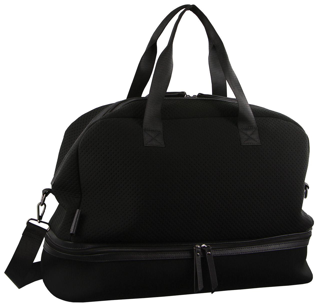 Milleni Neoprene Gym Overnight Bag