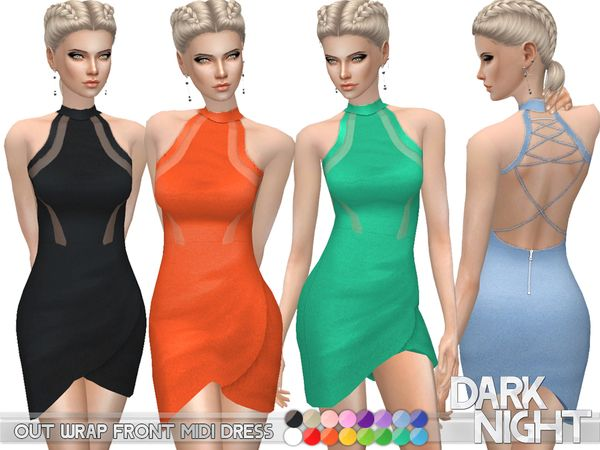 Sims 4 CC's - The Best: Clothing by DarlNighTt