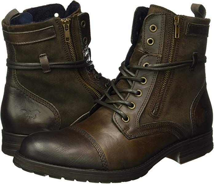 Mens 4899-501 Ankle Boots Mustang SEt3O24AcS