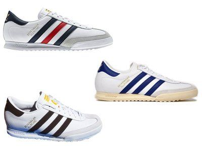 70's Adidas sneaker ROM made in west germany by SHOPakifuu