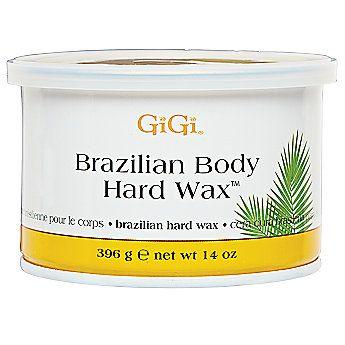 Gigi Brazilian Body Hard Wax Hair Removal Waxes Strips Wax Hair Removal Brazilian Waxing Waxing Tips