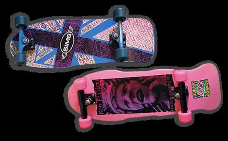 Evolución del skateboard Skate Spain 7