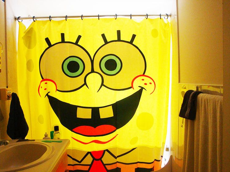 Kids Shower Curtains Theme Color Durability Materials