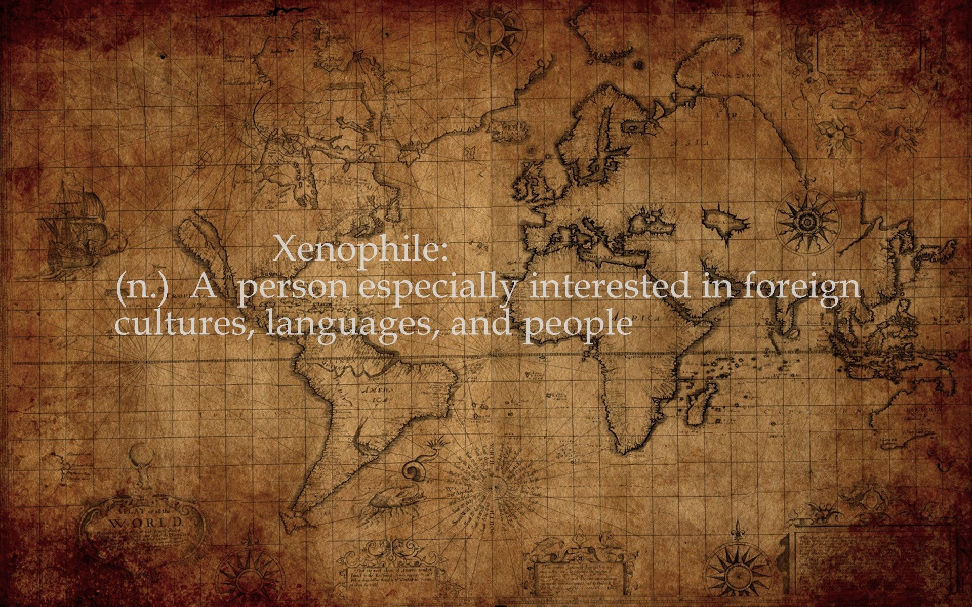 Xenophile at heart 3ings that inspire mee feels antique world map by nekarius on deviantart xenophile at heart gumiabroncs Image collections
