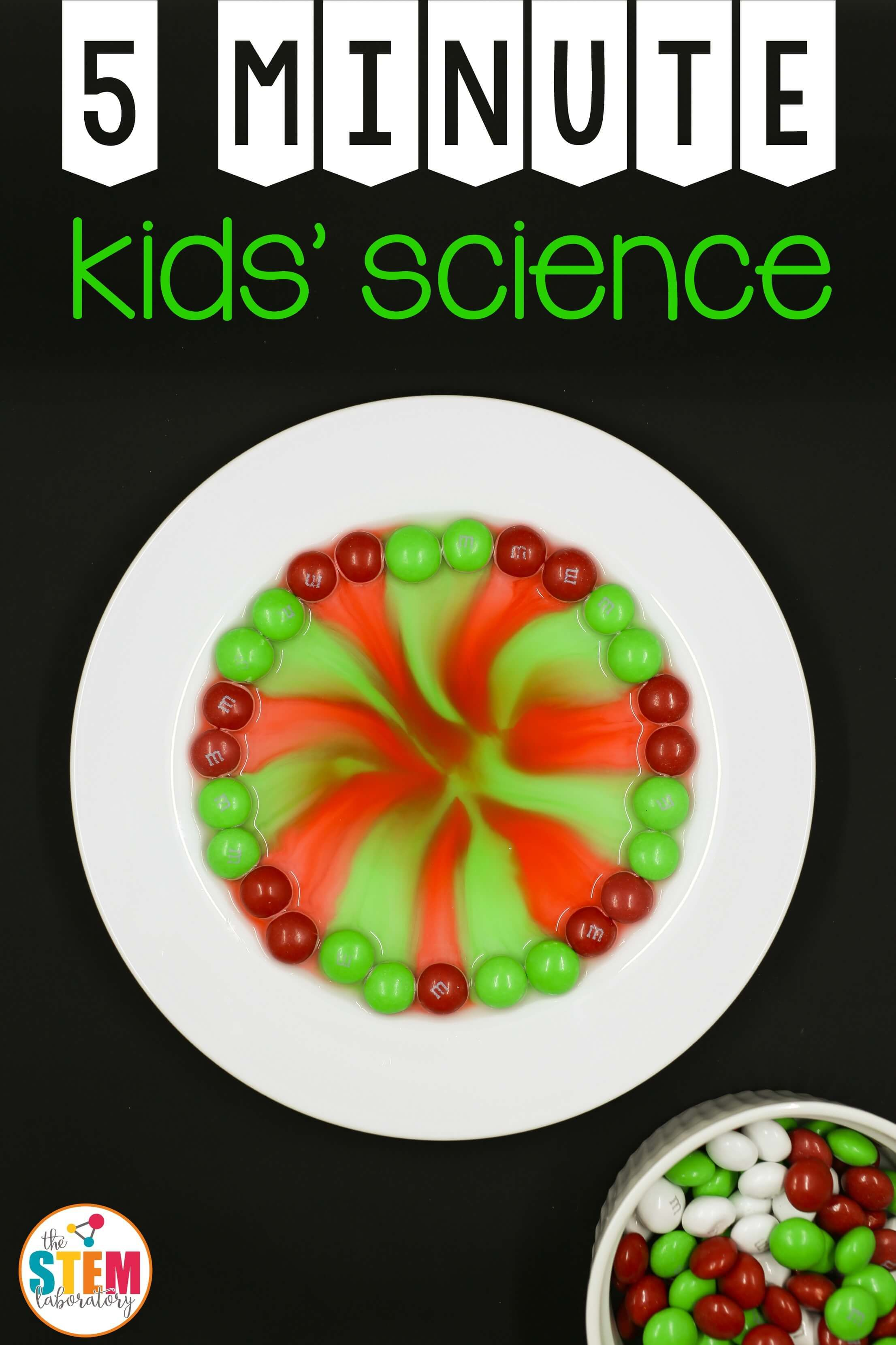This simple 5-minute science activity is a must-try this holiday ...
