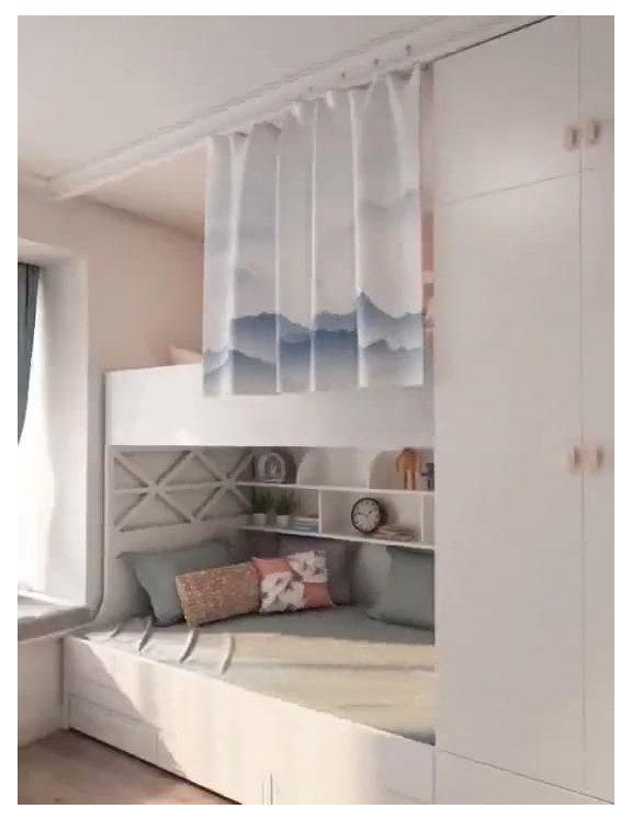 teenage girl bedroom small interior design