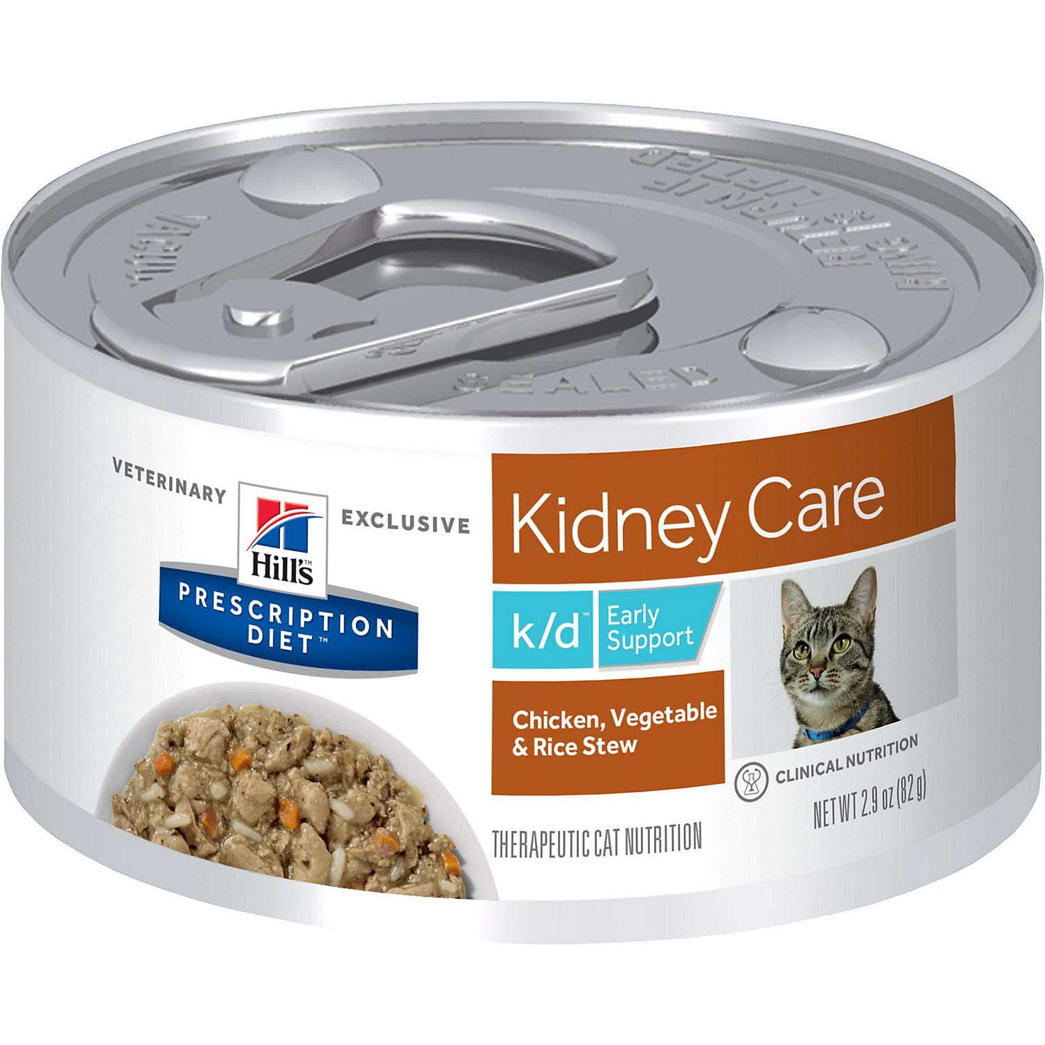 Hill S Prescription Diet K D Kidney Care Early Support Chicken