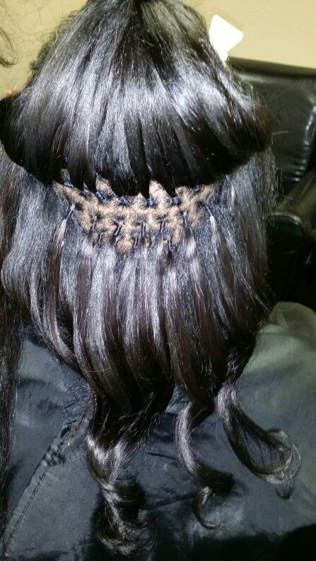Brazilian Knot Extensions By Tuch Salon Kendra Anderson Hair