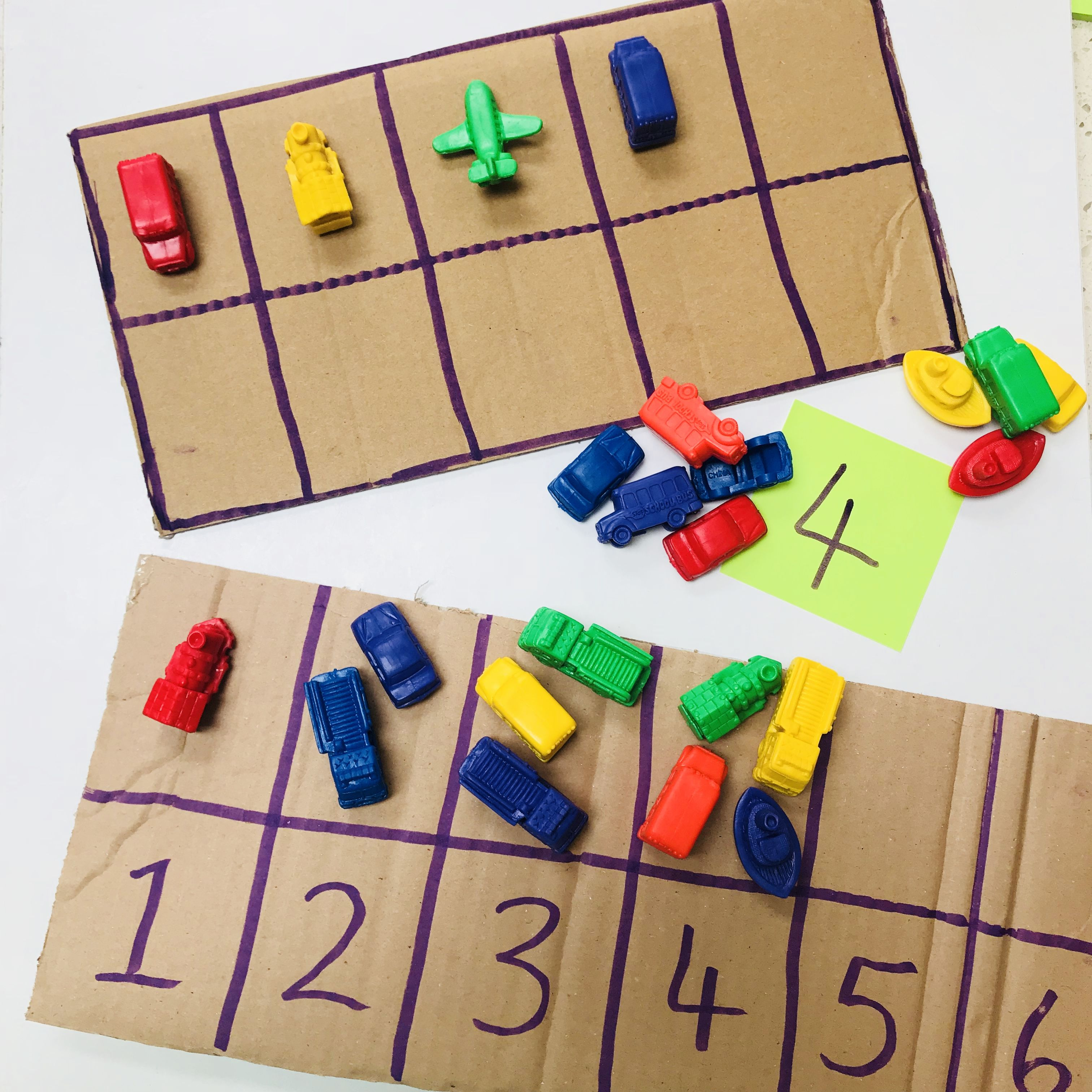 Ten Frames Encourage Little Ones To Explore Number And
