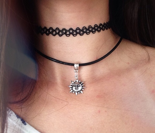 sun | via Tumblr http://blingblingbling1.blogspot.co.uk #necklace