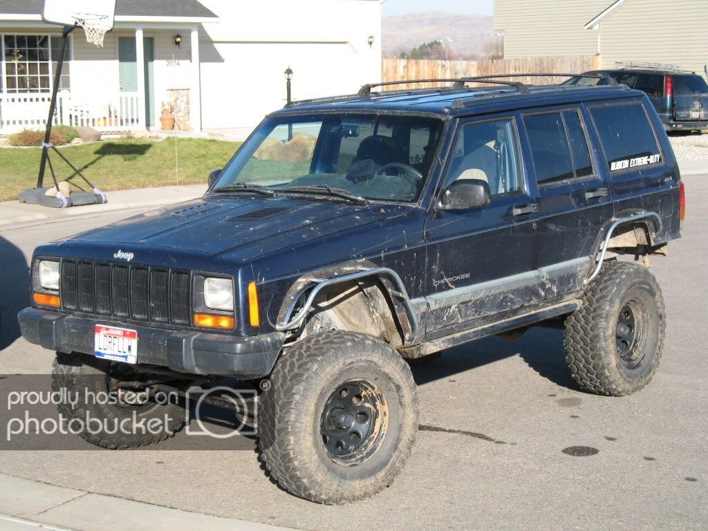 Fender Flares - Jeep Cherokee Forum | Jeep xj mods, Jeep