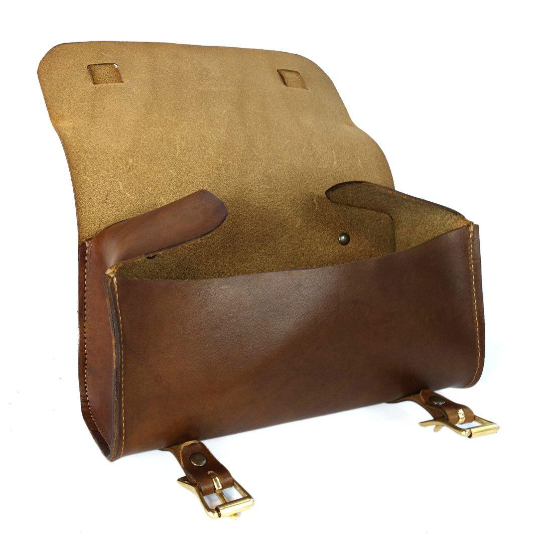 Handlebar Tool Bag Walnut
