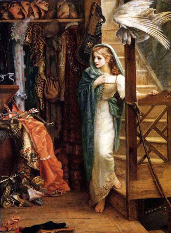 History of Art: Neoclassicism and Romanticism - Pre-Raphaelites ...