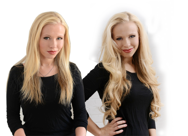 Clip In, Remy, Cheap and Human Hair Extensions | Lock'n Long
