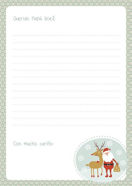 Cartas de Navidad para Niños Ilusionados | Pinterest | Cartas de ...