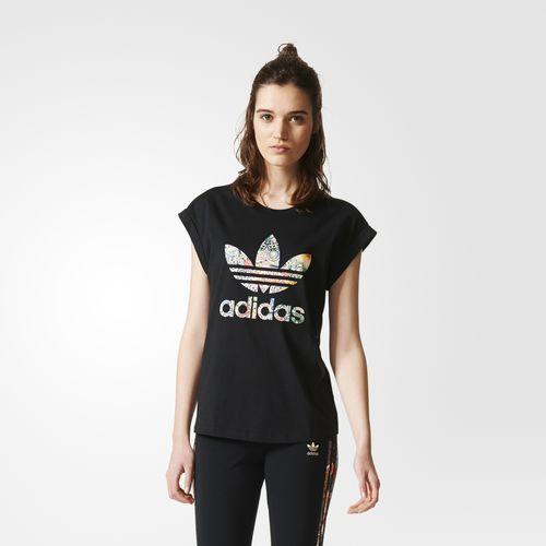 ae28729de8f adidas - Camiseta Jardim A