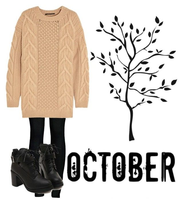 Untitled #454 by nadapierce on Polyvore featuring Agnona and 2LUV