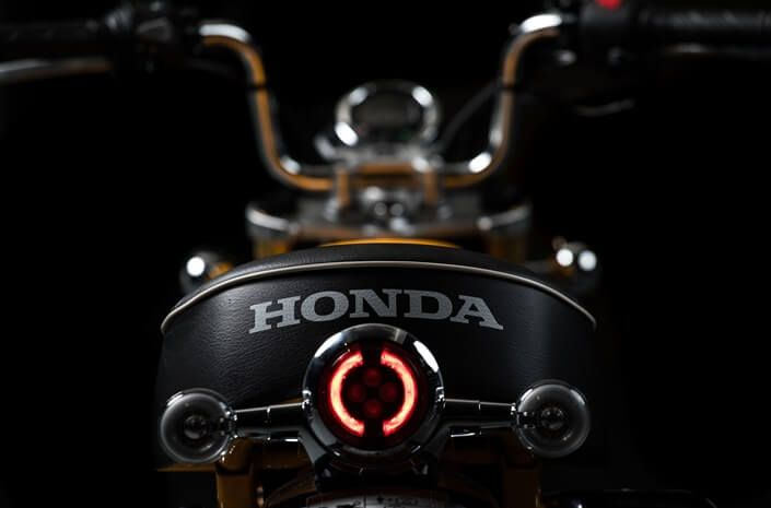 2020 Honda Monkey 125 Review Specs New Changes Vintage Retro Mini Bike