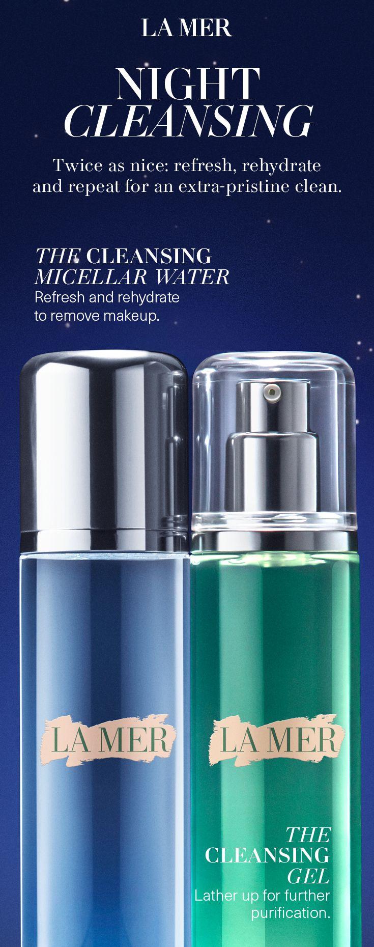Homepage (With images) Cleansing gel, Gel, Luxury skincare