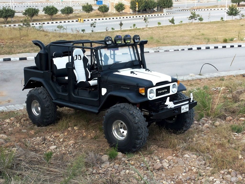 Custom Fj40 Land Cruiser Pakistan Toyota Fj40 Land Cruiser Fj40