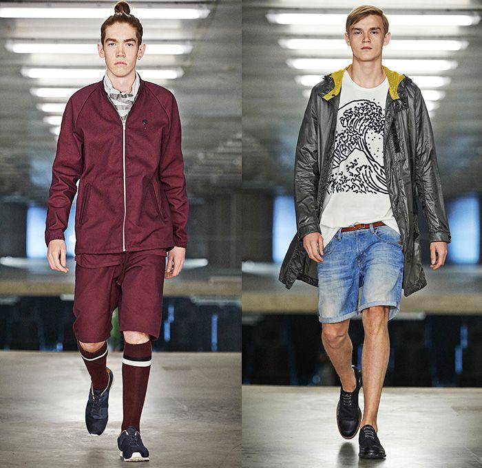 J.Crew 2015 Spring Summer Mens Lookbook Presentation - New York ...