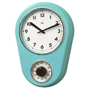 Aghhh I Want This Clock Timer For My Kitchen Cores Decoracao De