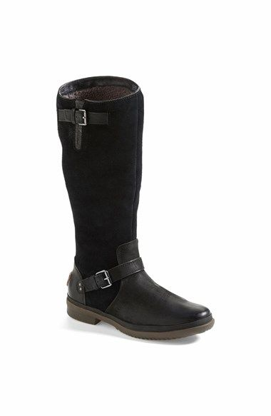 professional sale online UGG Australia Leather Knee-High Boots comfortable buy cheap in China fast delivery for sale cheap latest muHIIkU