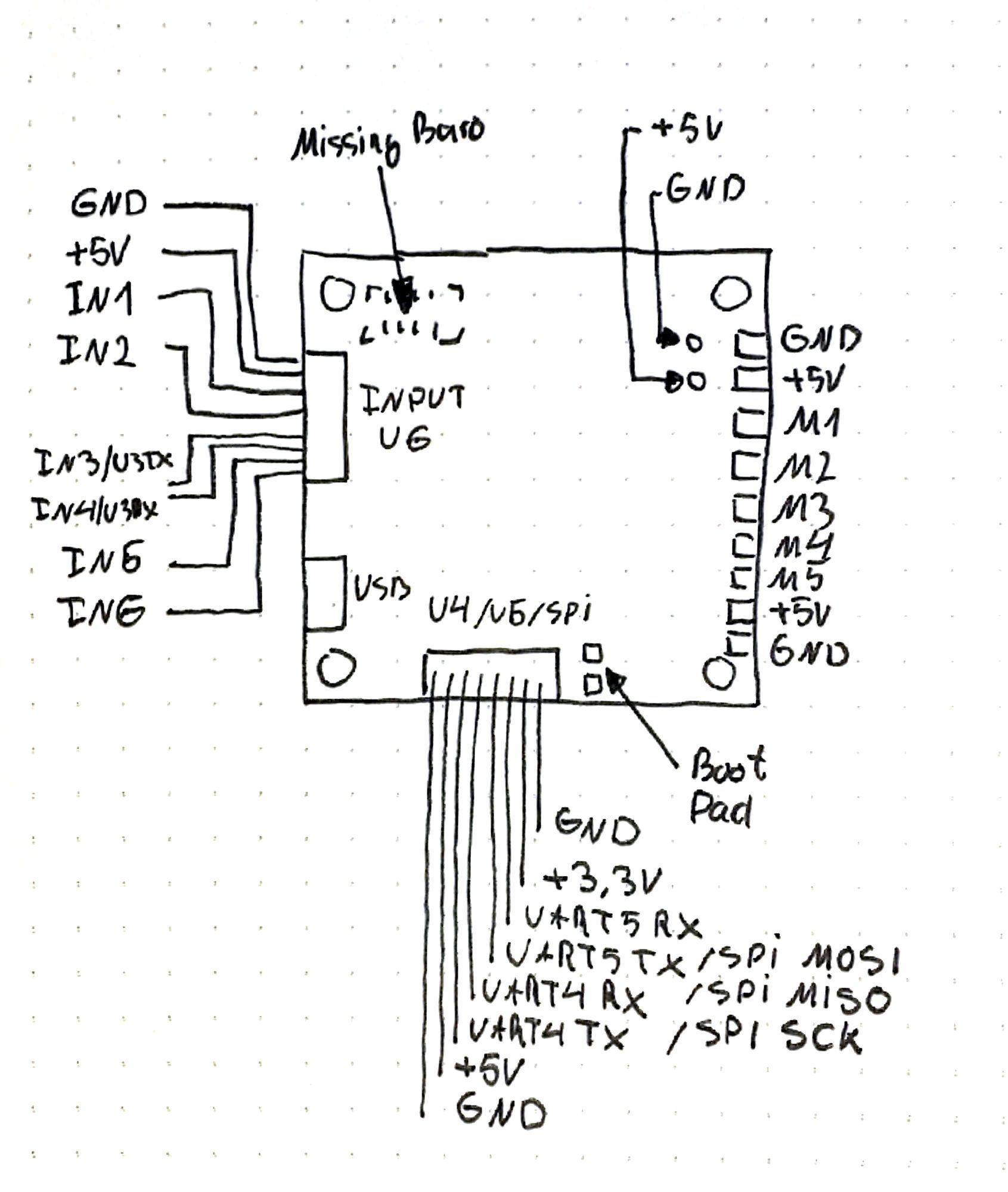 pin by felix vatamanu on drones in 2018 pinterest diagram wire  [ 1691 x 2000 Pixel ]