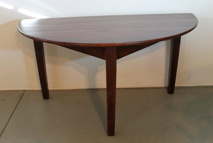 Small Half Circle Dining Table Circle Dining Table Dining
