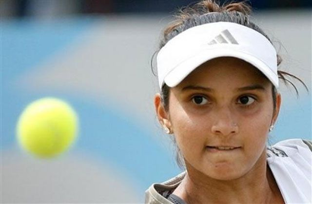 Tennis Tough Sport For Women In India Sania Mirza Tennis Players Female Women Of India Play Tennis