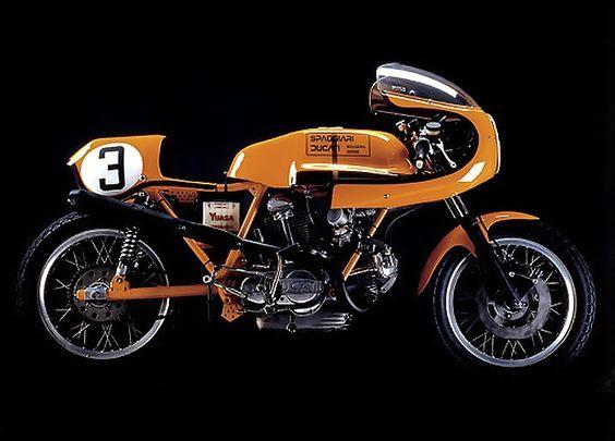Ducati Team Spaggiari 750ss Desmo Super Sport Desmodromic