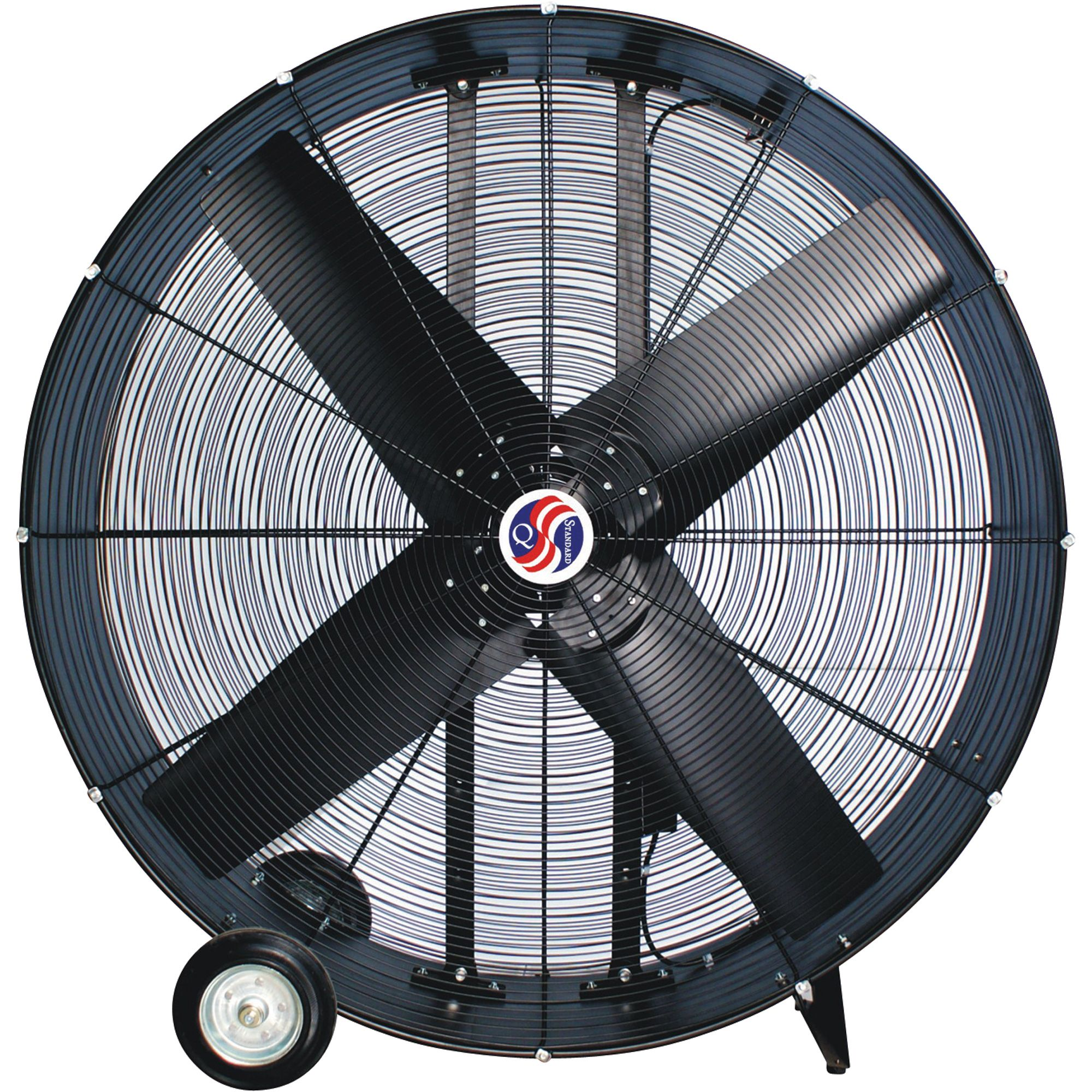 Product: Please See Replacement Item# Q Standard Industrial Direct Drive  Drum Fan U2014 CFM, 1 HP, Model# 10948