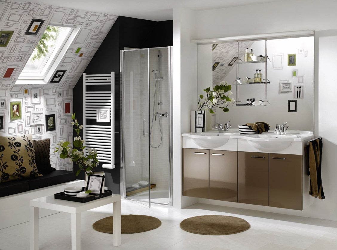 Bathroom Design Software Online Entrancing Top 10 Stylish Bathroom Design Ideas  Bathroom Designs Sloped Design Ideas