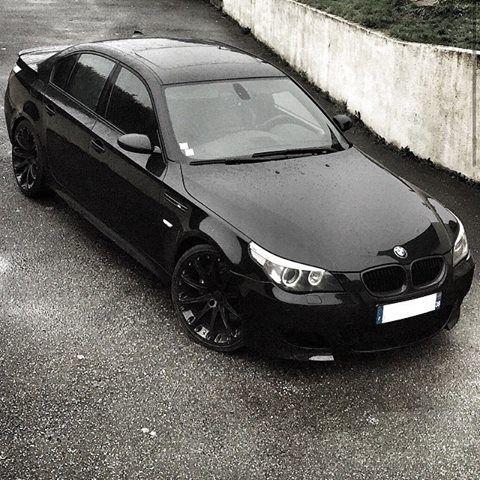 Bmw E60 M5 Black Bmw M5 Bmw 535i Bmw M5 Bmw