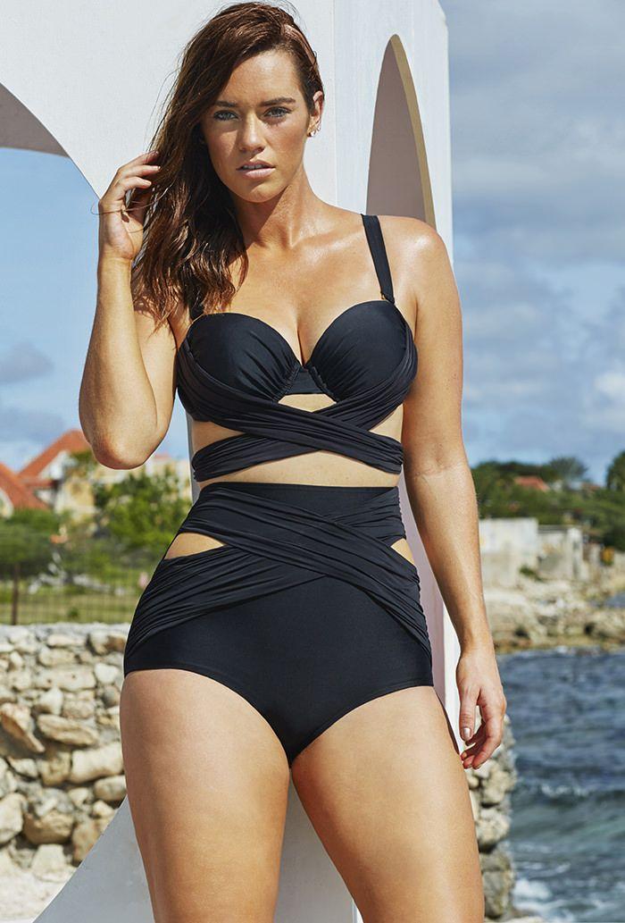 Want this bathing suit!!!!!!!!!!!! GabiFresh D/DD City Slicker ...