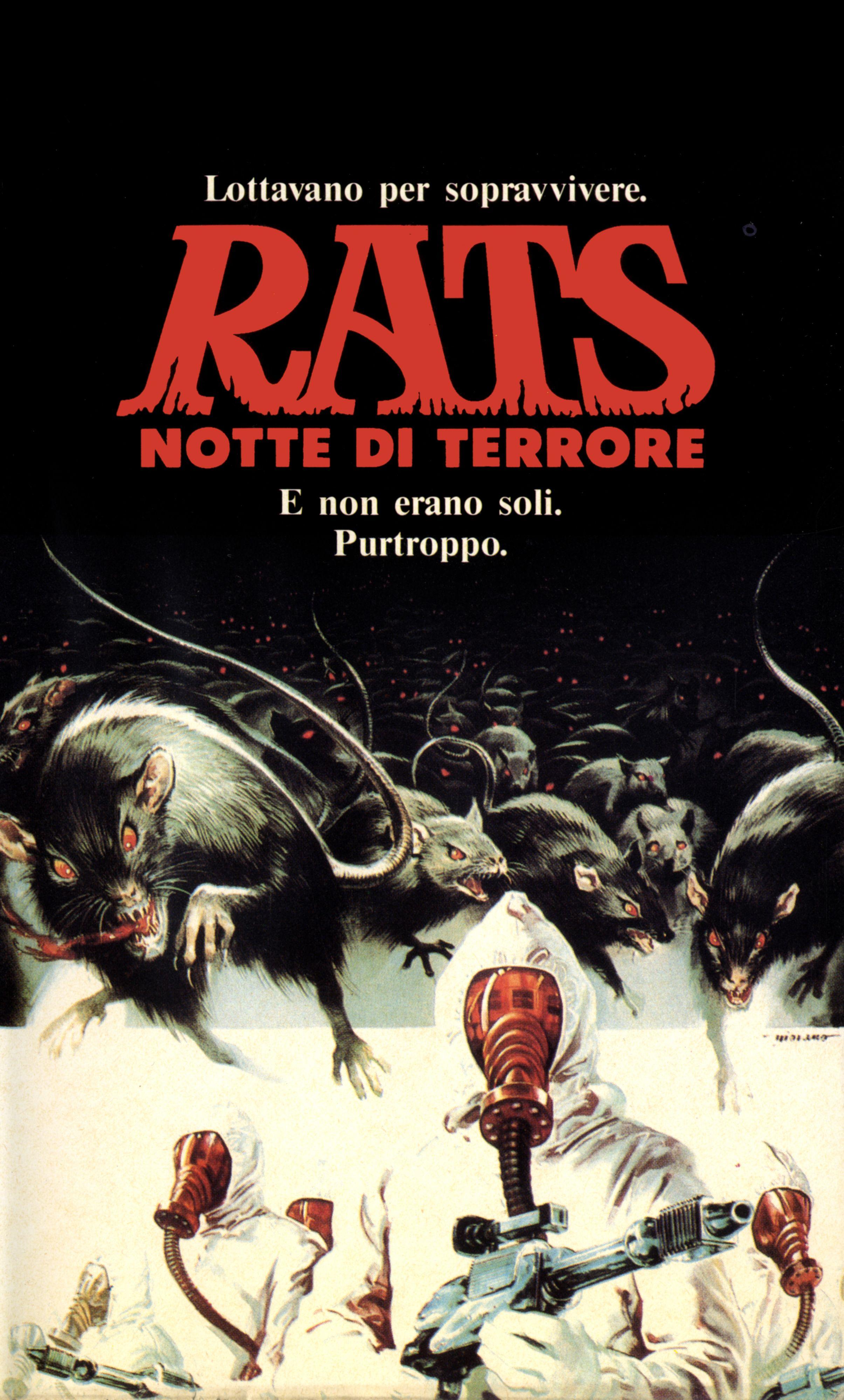Filme O Dia Do Terror throughout filme: ratos - noite de terror (rats - night of terror) sinopse