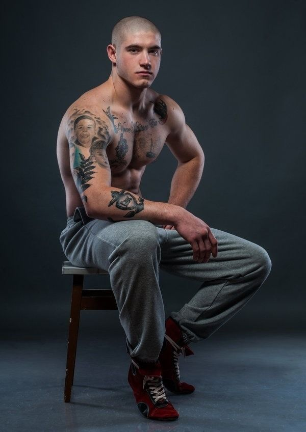 Y Rough Rugged Men Tattoos Tatted Ink
