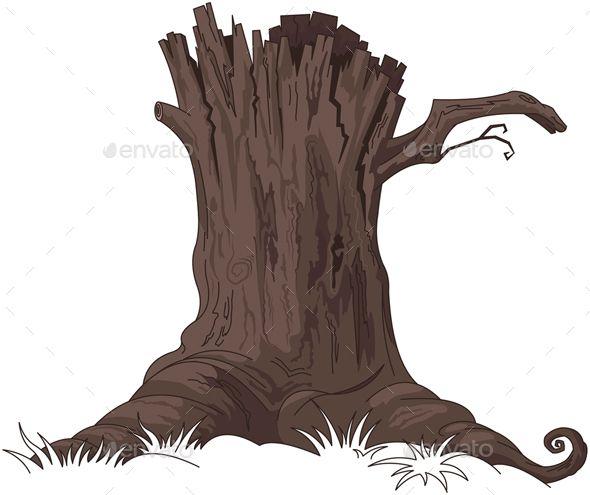 Pin On Design Illustration Simple Tree stump cartoon illustration, tree stump, furniture, root, wood png. pin on design illustration simple