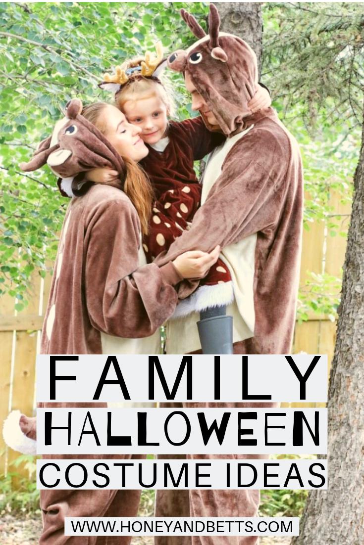 The best last minute simple family halloween costume ideas honey