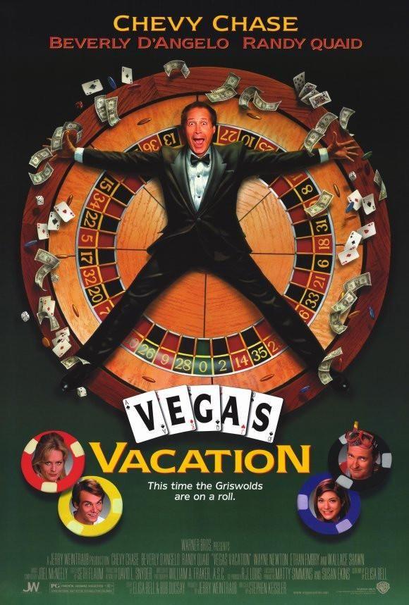 Vegas Vacation 27x40 Movie Poster (1997)
