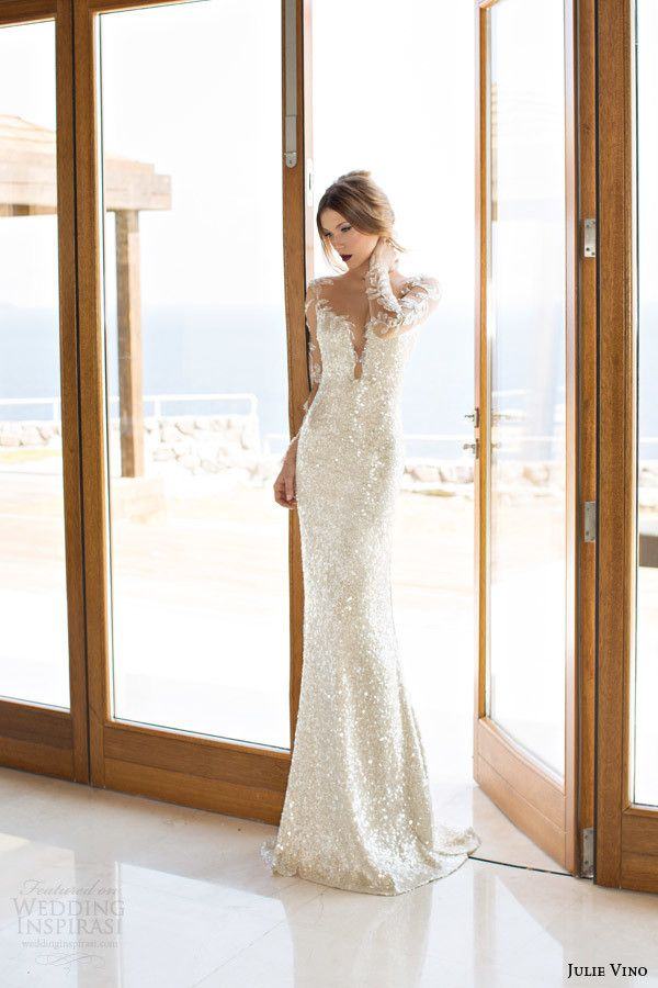 Julie Vino Spring 2014 Wedding Collection – Fashion Style Magazine - Page 15