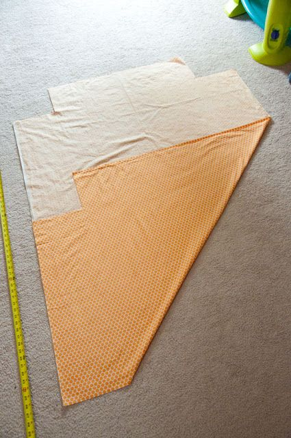 How To Make Your Own Fitted Crib Sheet Tutorial Diy