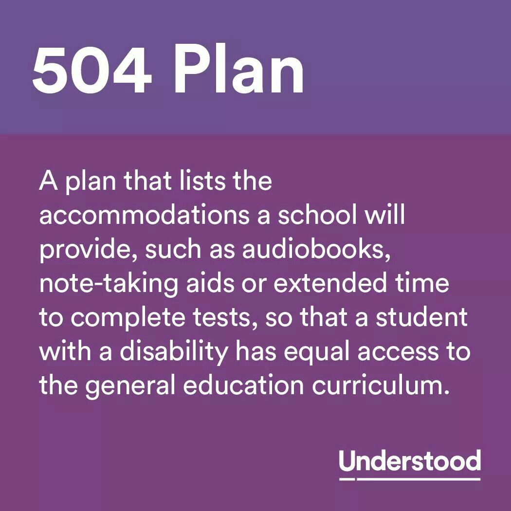 What is a 504 plan | How to plan, 504 plan, Curriculum