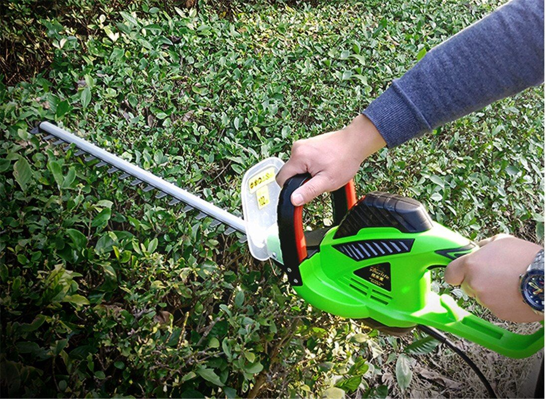 Best Price Mchd 600 Electric Hedge Trimmer High Quality Portable Hedge Trimmer Power Tools Garden Prun In 2020 Power Tool Accessories Cheap Power Tools Hedge Trimmers