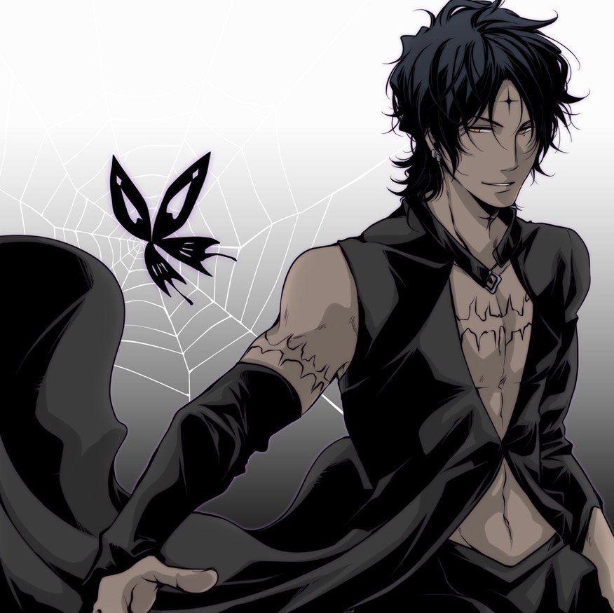 D Gray Man Anime Characters : Tykki mikk ohhh my tyki pinterest gray anime