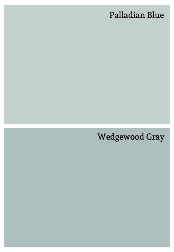 Blue Grey Color benjamin moore paint colors palladian blue - google search