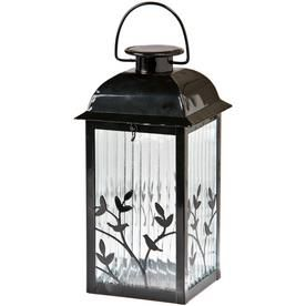 Outdoor Solar Lights Lowes Enchanting Solar Lantern At Lowes $14 Gotta Have One  For The Home Design Inspiration