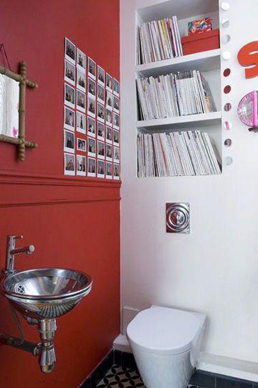 5 idées tendances pour faire sa déco WC toilette Pinterest